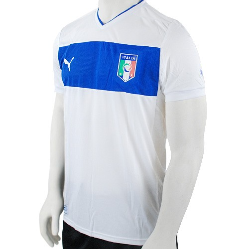 Italia Away Shirt Replica white